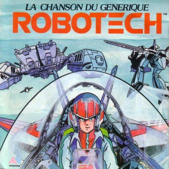 Bernard Minet – Robotech