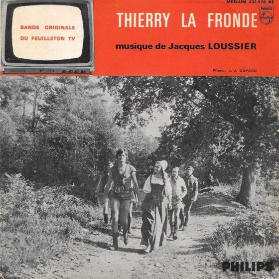 Jacques Loussier – Thierry La Fronde